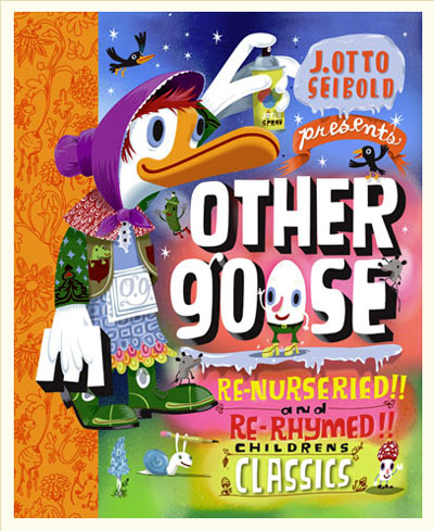 Kids Book Review & Giveaway: Other Goose