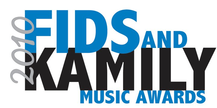 The Year in Kid's Music: 2010 Fids and Kamily Awards