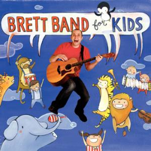 Brett Band for Kids – CD Mini Review