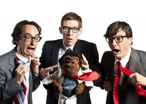 "Watch This: Recess Monkey ""Flapjacks"" Kid's Music Video"