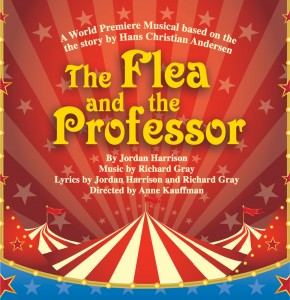 Kid's Theater Review: The Flea and the Professor (World Premiere)