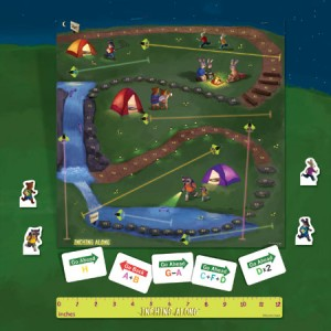 Kid's Game Review & Giveaway: Inching Along