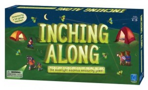 Giveaway Winner: Inching Along