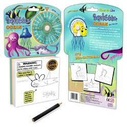 Kid's Toy Review: Squiggles Ocean and Squiggle Style (RandomLine)