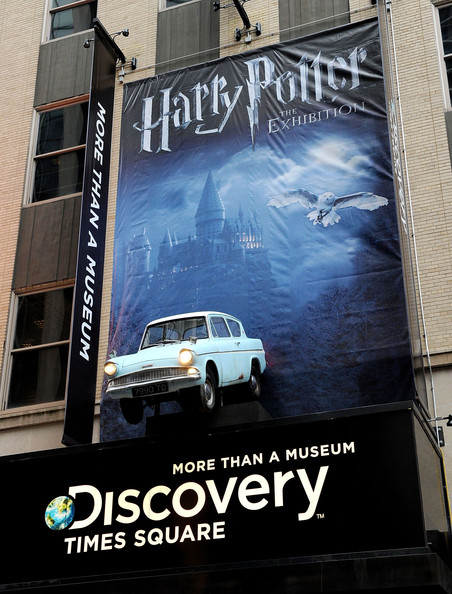 Harry Potter The Exhibition Review