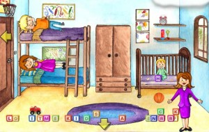 iPad App for Kids Review: My PlayHome **Updated Again 7/13/12**