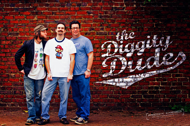 "ONE TRACK MIND (Back to School Edition): The Diggity Dudes ""Who's The Line Leader"""