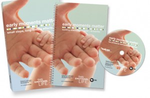 Early Moments Matter – An Essential New Parent DVD & Guide