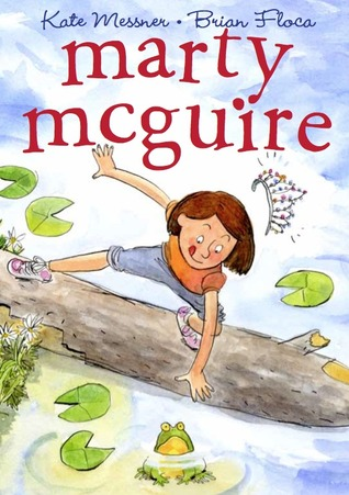 Kid's Book Review: Marty McGuire
