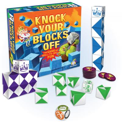 Kid's Game Review: Knock Your Blocks Off
