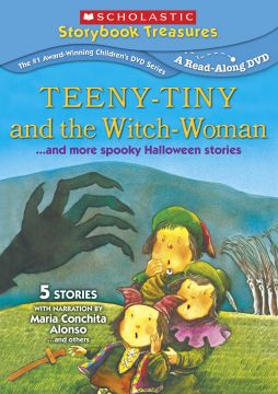Kid's DVD Review: TEENY-TINY and the Witch Woman (Scholastic Storybook Treasures)