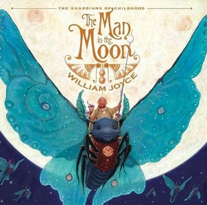 Kid's Book Review: The Man in the Moon