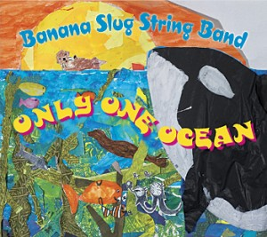 "ONE TRACK MIND: Banana Slug String Band ""Turtle Ate A Jelly"""