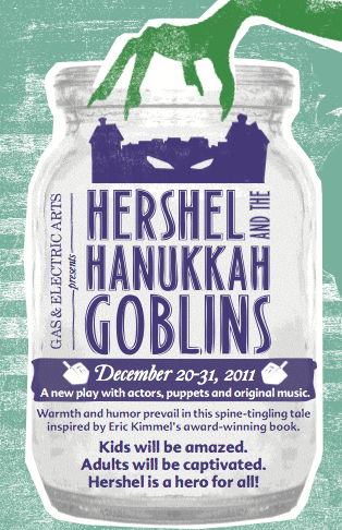 OWTK PHILLY LOCAL: Hershel & The Hanukkah Goblins