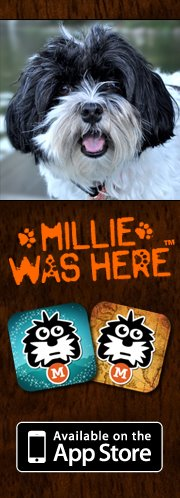 iPad App For Kids Review: Millie and The Lost Key & Mille Was Here