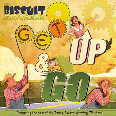 "The Biscuit Brothers – ""Get Up & Go"" Kid's CD Review"