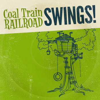 Free Kid's Music: Coal Train Railroad 10 Song Sampler