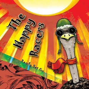"""The Happy Racers – """"Ready Set Go"""" Kid's CD Mini Review"""