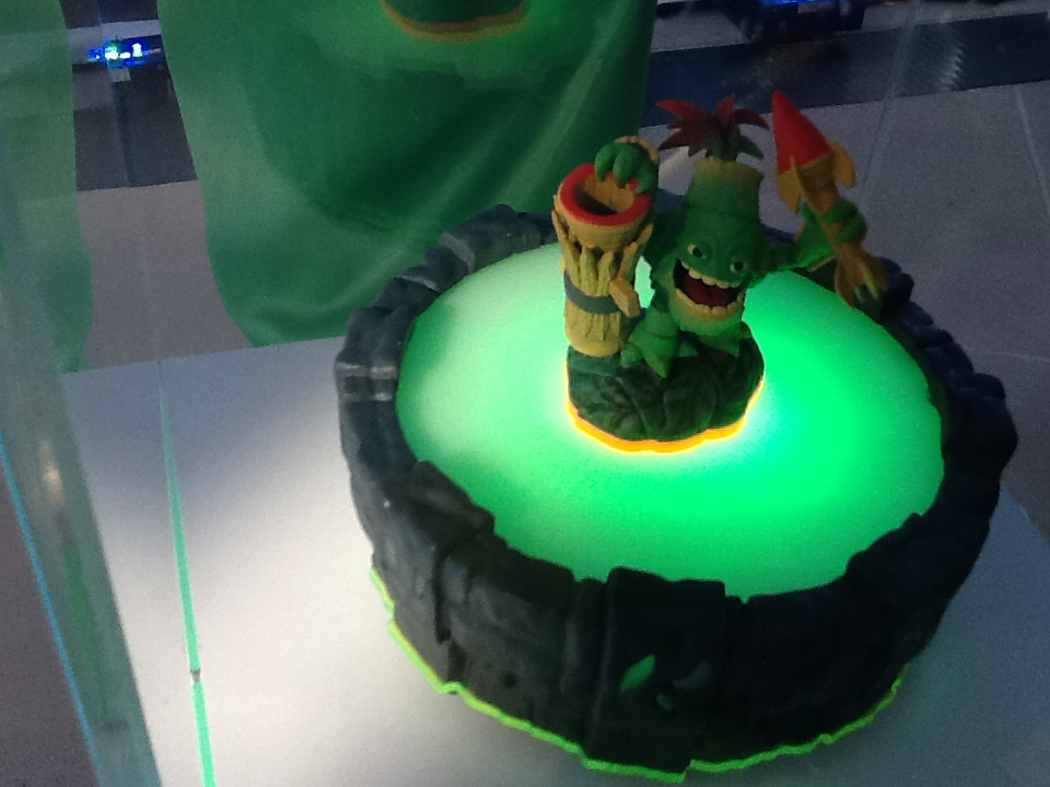 Exclusive Sneak Peek of Skylanders Giants