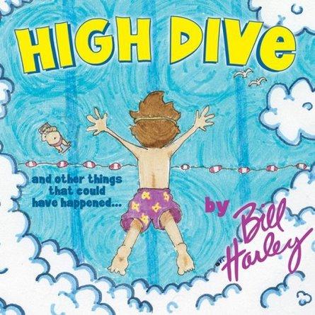 "Bill Harley ""High Dive"" – Kid's CD Mini Review"