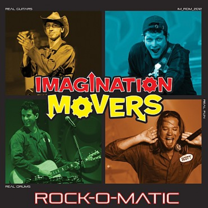 "Watch This: Imagination Movers ""Everybody Sing"" Kid's Music Video"