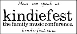 Almost Time to Kindiefest