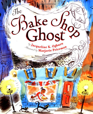 A Tasty Ghost Story for All Ages
