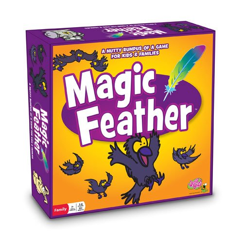 Magic Feather Family Board Game Review + Giveaway