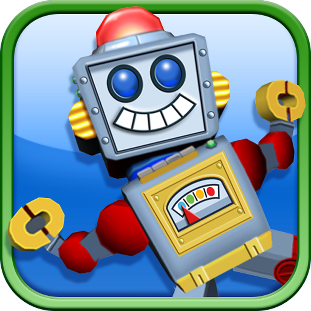 My Robot Friend App