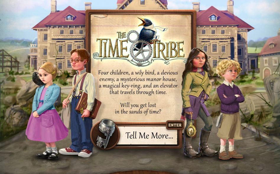 Gaming Review: The Time Tribe