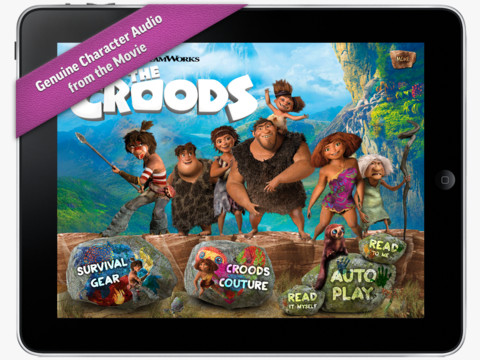 Coming Of Age With The Croods