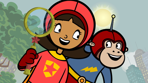 New WordGirl Father's Day Episode Will Air June 14th