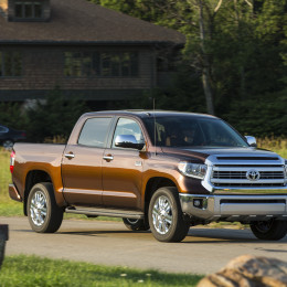 The Big Guy Car Guy Report — 2014 Toyota Tundra