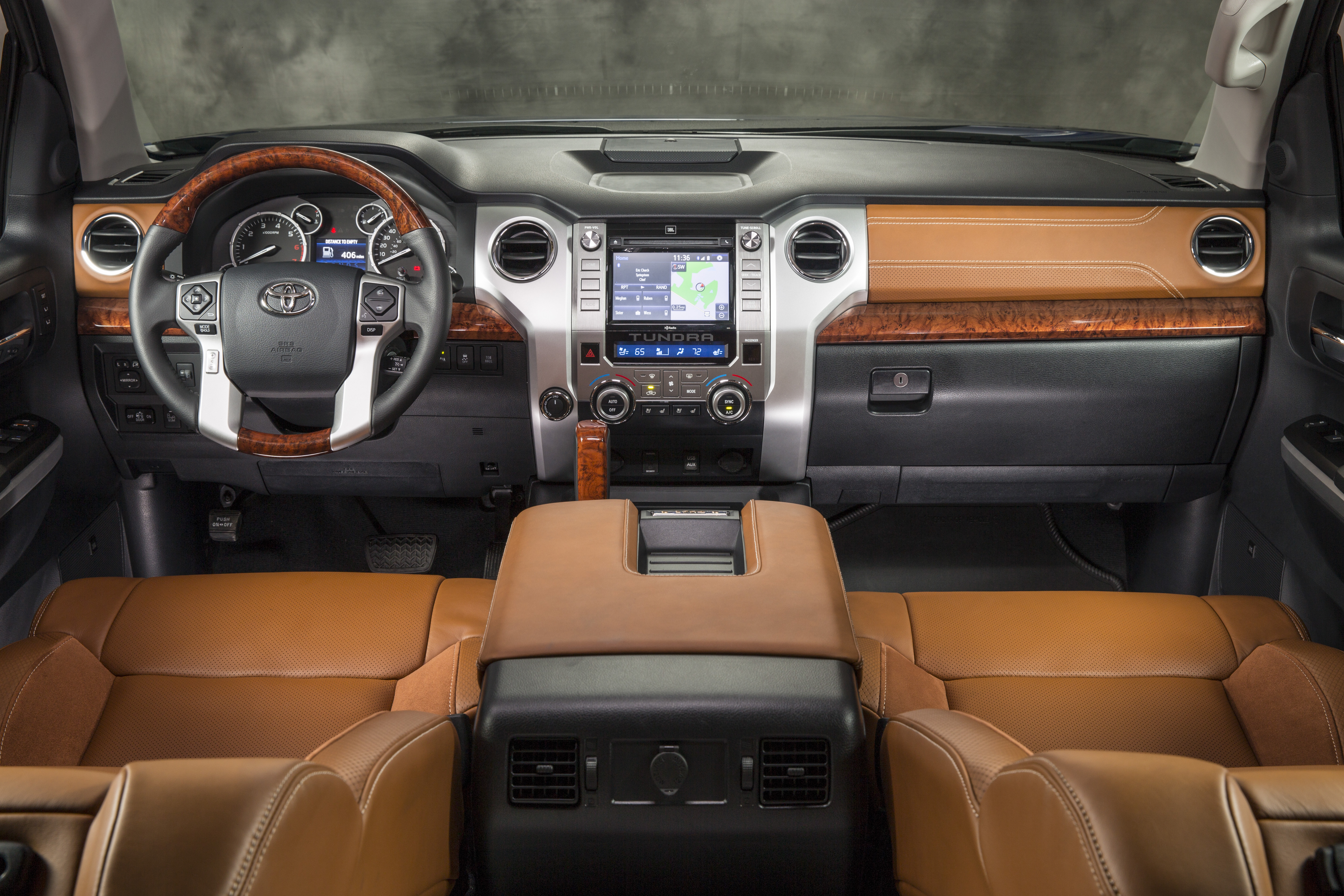 1794 Edition Tundra >> The Big Guy Car Guy Report - 2014 Toyota Tundra - Out With The Kids