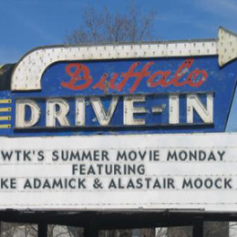 OWTK Summer Movie Mondays — Mike Adamick & Alastair Moock