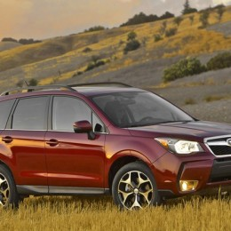 The Big Guy Car Guy Report — 2014 Subaru Forester 2.5i Limited