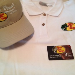 Giveaway — A Bass Pro Shop Gift Pack