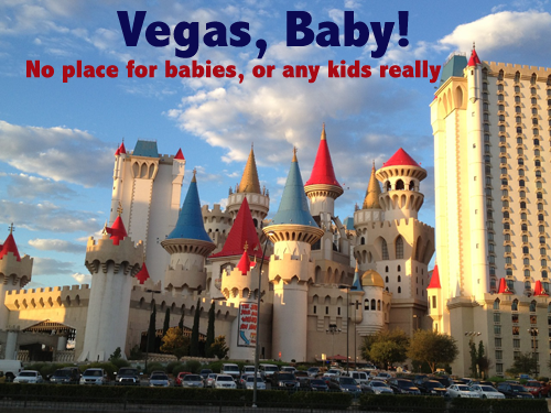 American Family Adventures Series — Las Vegas & Dream Racing