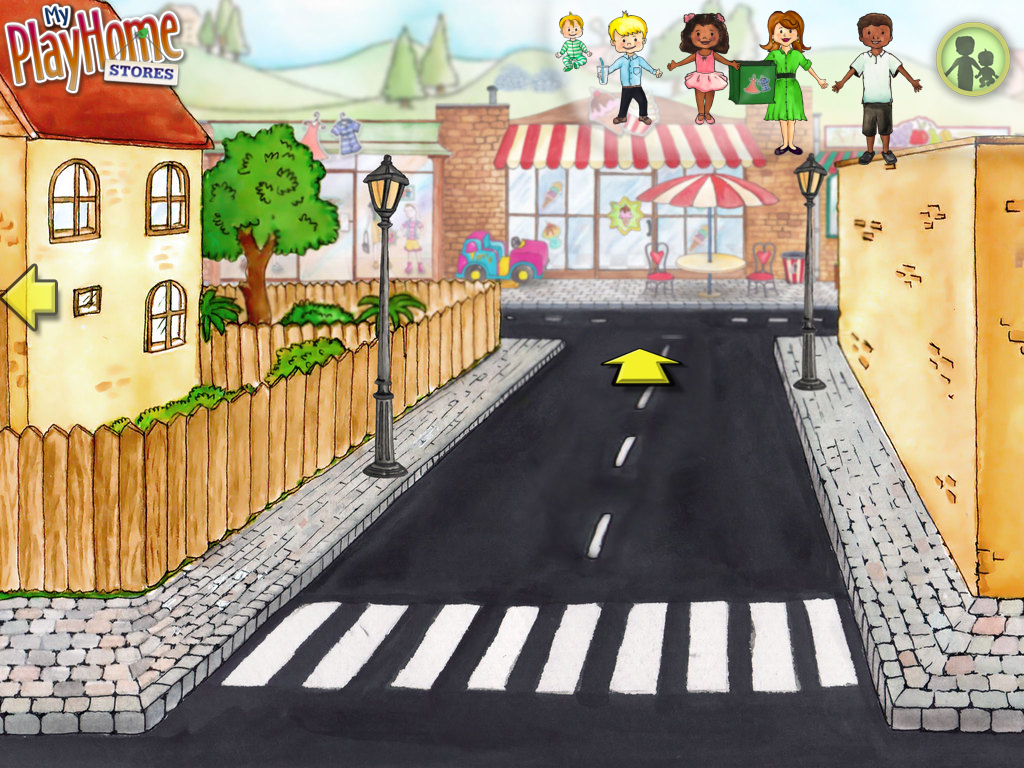My PlayHome Stores Screenshot 1