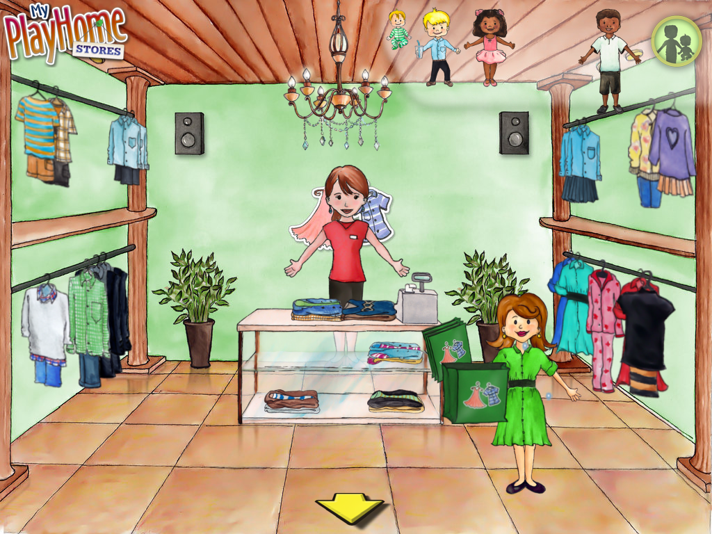My PlayHome Stores Screenshot 2