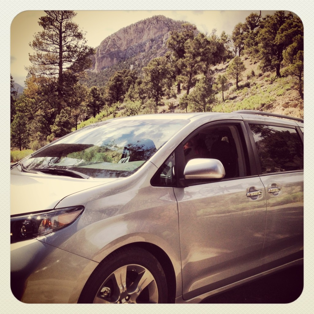 Toyota Sienna Rental: The Big Guy Car Guy Report