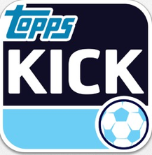 Topps Kick Premier League Trading Card App