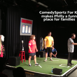OWTK PHILLY LOCAL: ComedySportz Kids Returns To Make Philly A Funnier Place For Families