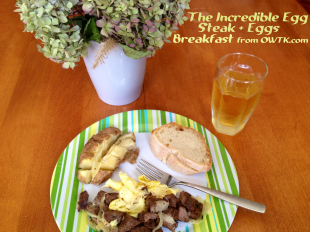 Incredible Eggs to the Rescue! A Personal Story of Breakfast & Blood Pressure