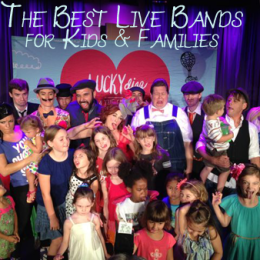 The Best Live Kid's Bands in America
