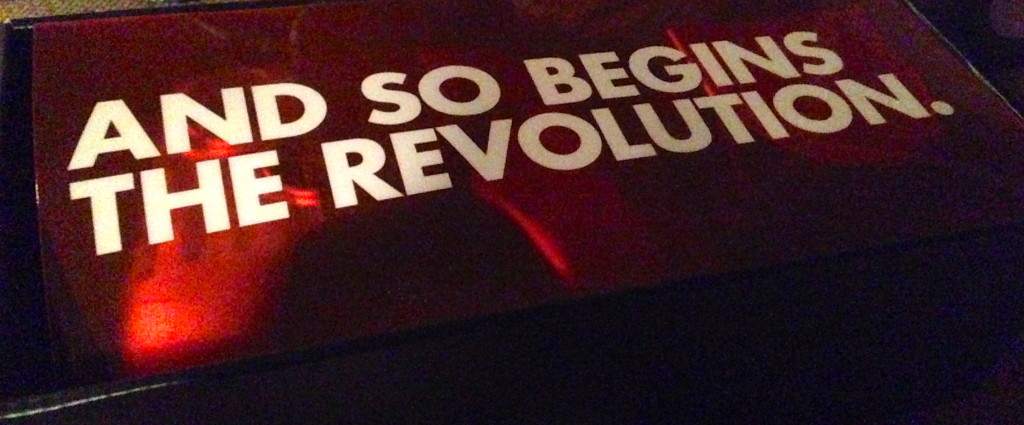 OUYA and so begins the revolution