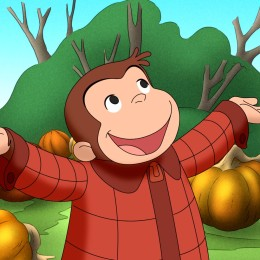 First Ever Curious George Halloween Special Airs This Month