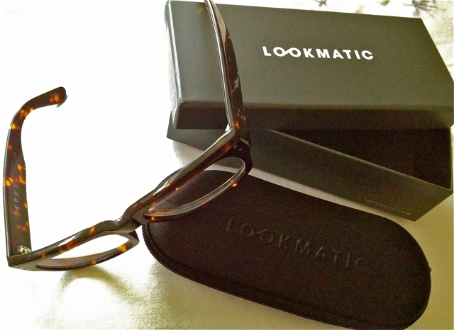 Lookmatic glasses and boxes