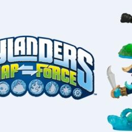 1st Impressions of Skylanders SWAP Force