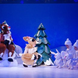 American Family Adventures Series — Rudolph the Musical in Chicago